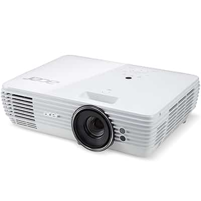 7. Acer H7850 4k Home Theater Projector