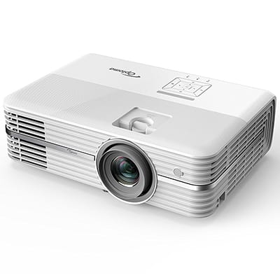 5. Optoma UHD50 4K Home Theater Projector