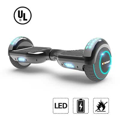 10. Hoverboard UL Lithium-Free 2272 Electric Scooter