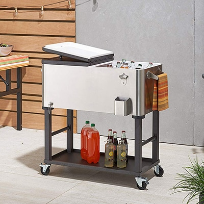 6. Trinity TXK-0803 Outdoor Cooler