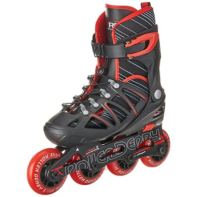 9. Roller Derby Boy's Stringer Adjustable Inline Skate