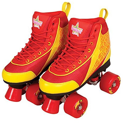 3. Kandy Luscious Comfortable Kid's Roller Skates