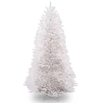 4. National Tree Dunhill White Fir Tree, 7.5 Foot