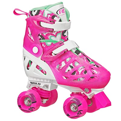 1. Roller Derby Girl's Star Adjustable Skate