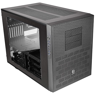 6. Thermaltake Core X9 Black Edition PC Case