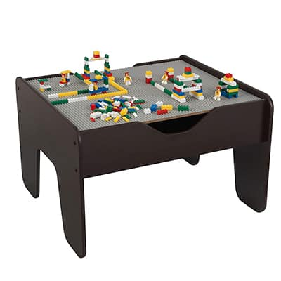 6. KidKraft 2-in-1 Activity Table with Board