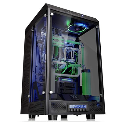 1. Thermaltake Tower 900 PC Case