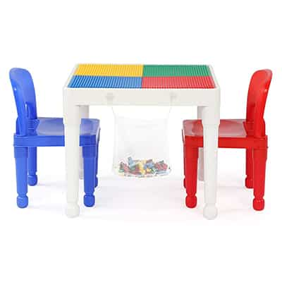 10. Tot Tutors, Inc. CT512 Primary Table Chair