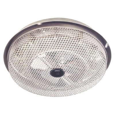 3. Broan Model 157 Low-Profile Solid-Wire Element Ceiling Heater