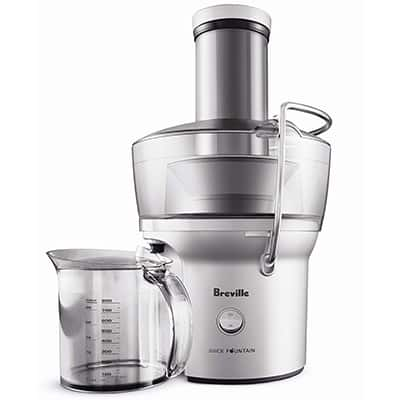 9. Breville BJE200XL Juice Extractor