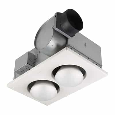 Bathroom Exhaust Fans With Heaters