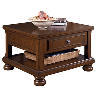 1. Ashley Furniture Signature Design Lift Top Coffee Table