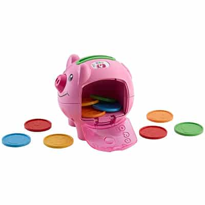 1. Fisher-Price Piggy Bank