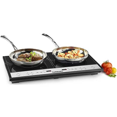 9. Cuisinart ICT-60 Induction Cooktop
