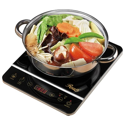 2. Rosewill RHAI-16001 Induction Cooktop