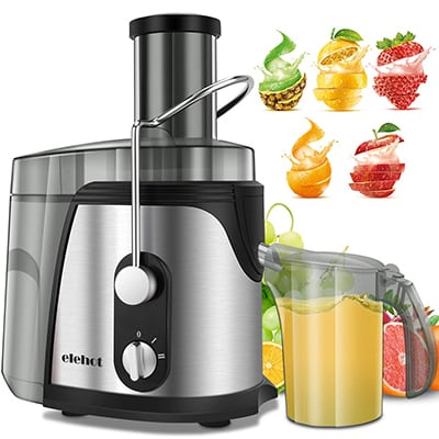 8. ELEHOT Juicer Machine