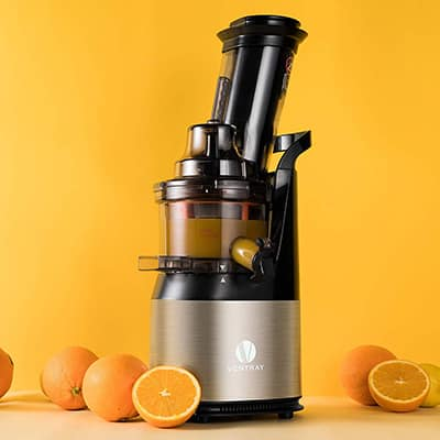 11. Ventray Masticating Cold Press Juicer