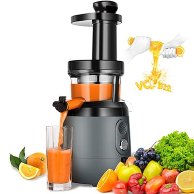 3. HAYKE Slow Masticating Juicer Extractor