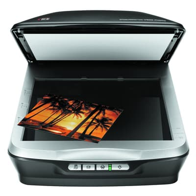 4. Epson Perfection-V500 Photo Scanner