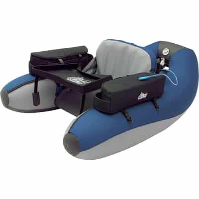 2. Outcast Prowler Float Tube – Navy