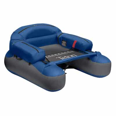 5. Classic Accessories Teton Inflatable Fishing Float –Tube