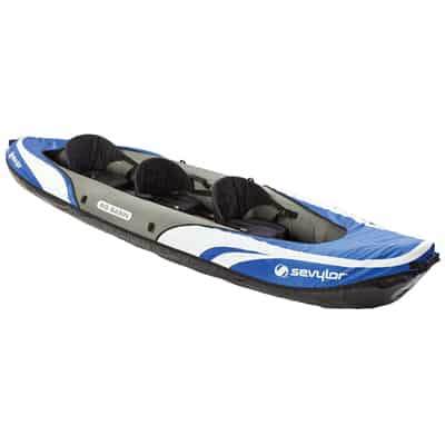 7. Sevylor Big Basin 3-Person Kayak