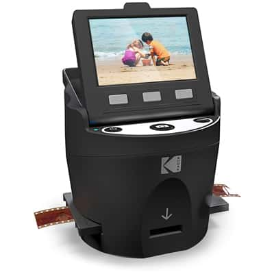 1. KODAK SCANZA Digital Film and Slide Scanner