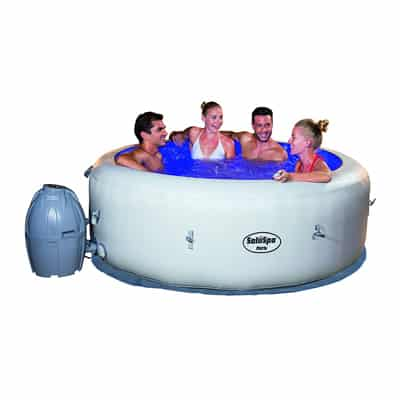 10. SaluSpa Paris AirJet Inflatable Hot Tub