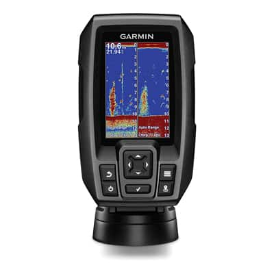 4. Garmin Striker 4, 3.5