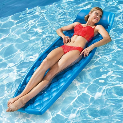 2. SwimWays Aqua Cell Foam Pool Float