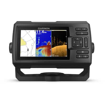 8. Garmin Striker Plus 5cv with, 5