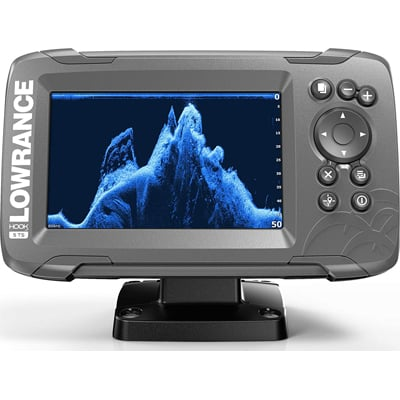 13. Lowrance HOOK2 5 - 5-inch Fish Finder