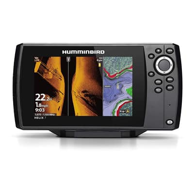 11. Hummingbird 410950-1 Helix 7 Fish-Finder Chirp MSI GPS G3