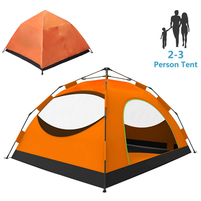 4. LETHMIK Backpacking Tent, Instant Automatic popup Tent