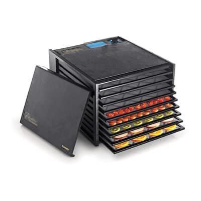 2. Excalibur 2900ECB 9-Tray Food Dehydrator