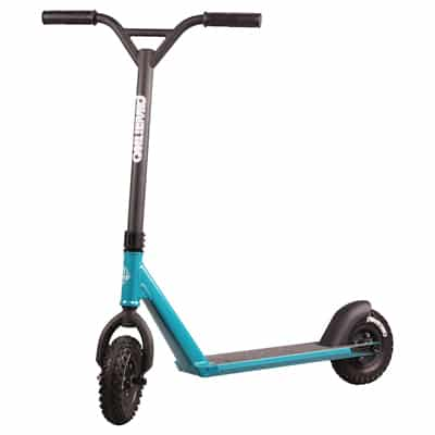 9. Razor Phase Two Dirt Scoot Pro Scooter