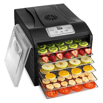 9. Magic Mill MFD-6100 Professional Dehydrator Machine
