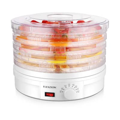 5. Flexzion Food Dehydrator