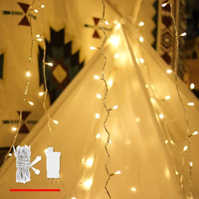 5. LouisChoice myCozyLite Plug-in LED String Lights
