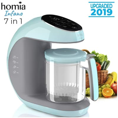 Homia Baby Food Maker Chopper Grinder