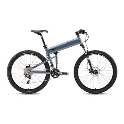 10. Montague Paratrooper Highline Folding Mountain Bike