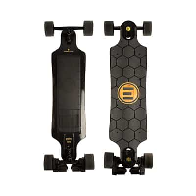 3. Evolve Skateboards – Bamboo GTX Series
