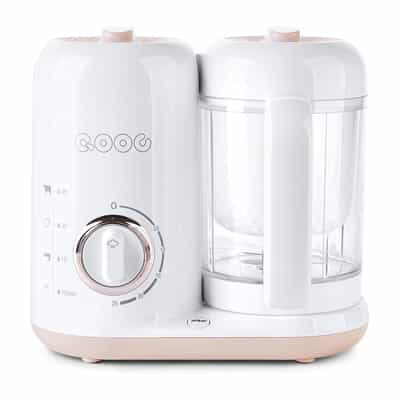 Mine QOOC 4-in-1 Baby Food Maker Pro