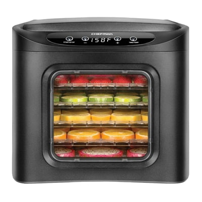 3. Chefman Food Dehydrator Machine