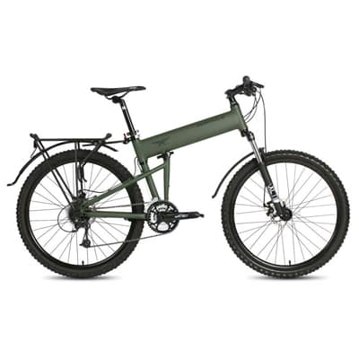 6. Montague Paratrooper 24-Speed Folding Mountain Bike
