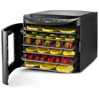 8. Magic Mill Food Dehydrator Machine