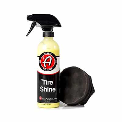 Adam's Tire Shine