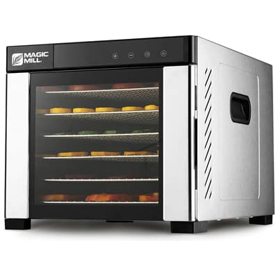 7. Magic Mill Commercial pro XL Food dehydrator