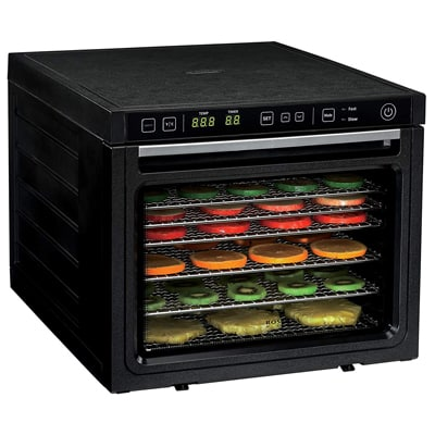 12. Rosewill Food Dehydrator Machine