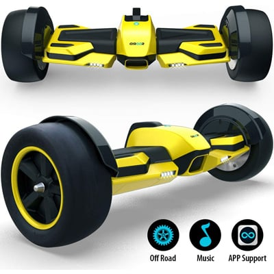 4. Gyroor G-F1 Hoverboard-8.5